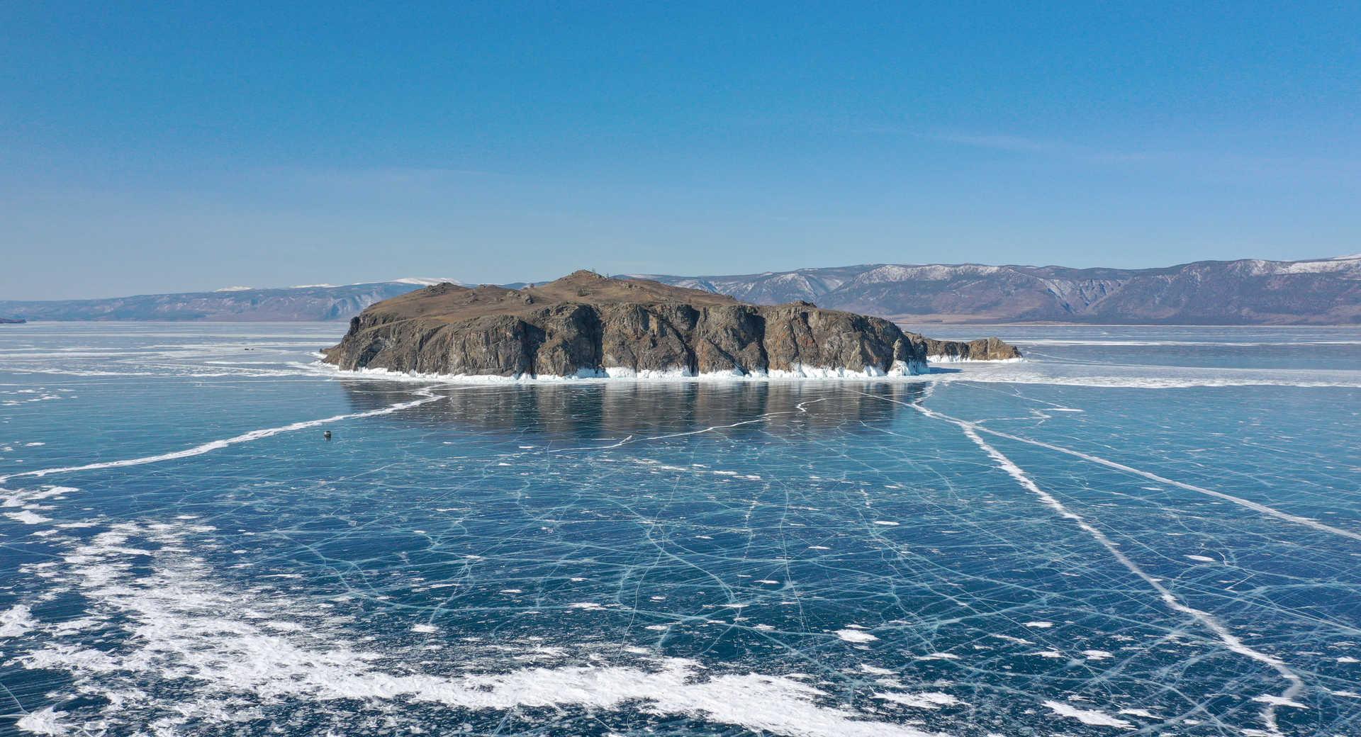 Voyage au Lac Baikal au printemps