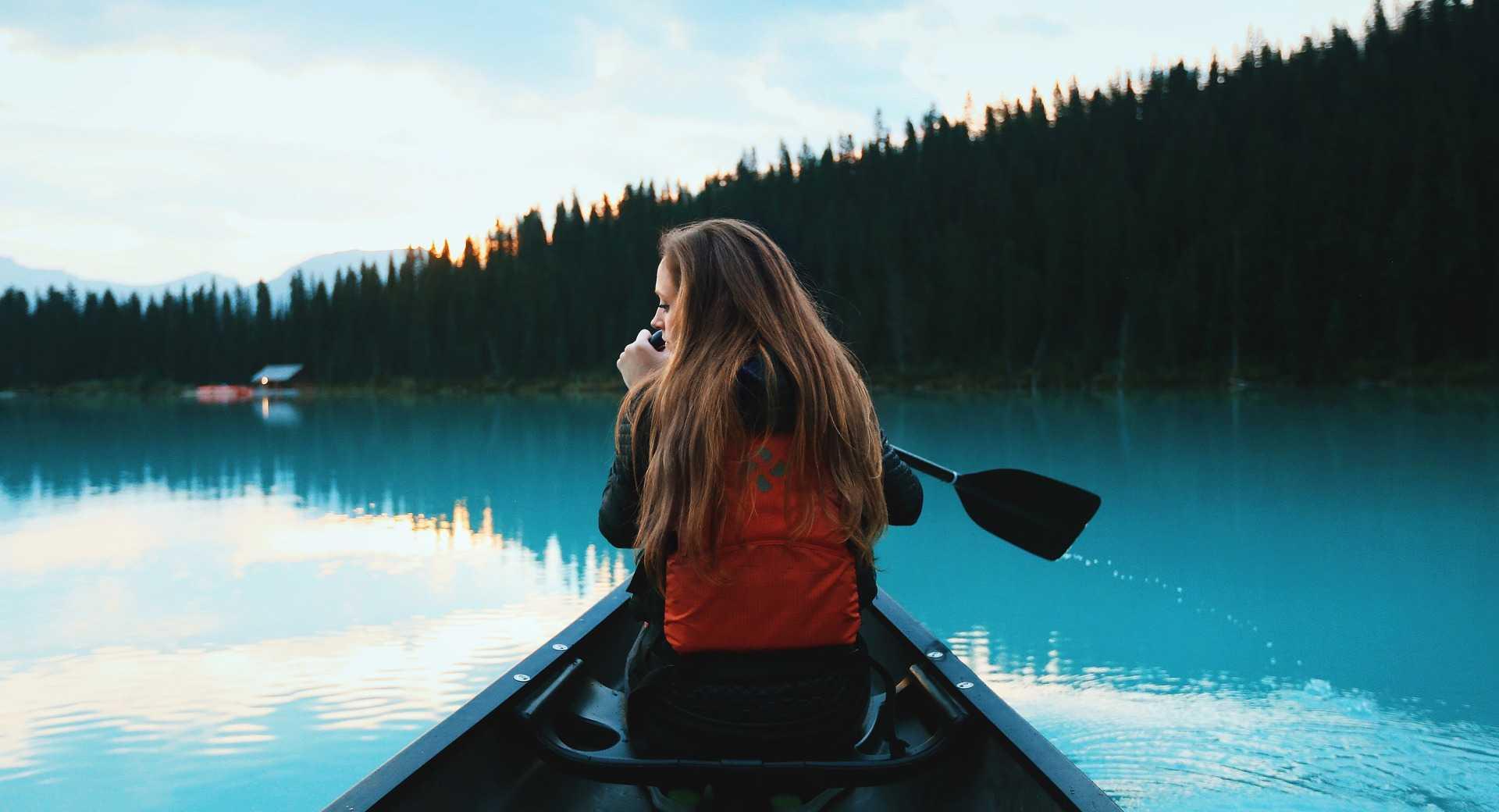 Voyage Canoe en Finlande