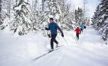 Ski de fond au Québec