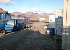Base 66°Nord au Spitzberg, Longyearbyen