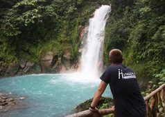 costa rica parc Tenorio rio celeste