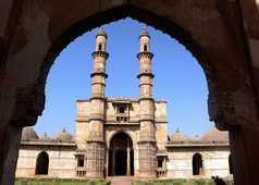 Parc archéologique de Champaner Pavagadh