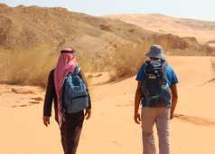 Guides en Jordanie