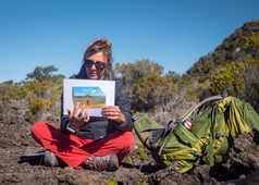 La Réunion, un livre  de géologie à ciel ouvert