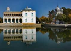 le palais des derniers émirs de Boukhara
