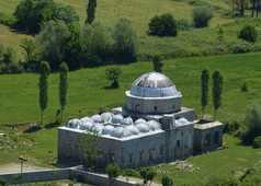 Mosquee de Shkoder en Albanie