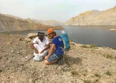 Rencontre avec un Omanais