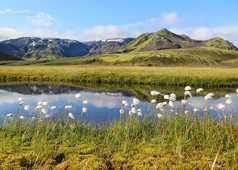 Réserve de Fjallabak en Islande