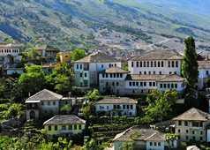 ville de Gjirokastra