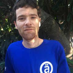Antoine de notre équipe locale au Costa Rica