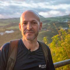 Antoine, guide à la Réunion