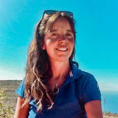 Audrey, guide spécialiste de la Gomera