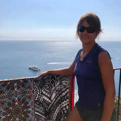Barbara, guide italienne Cinque Terre et Dolomites