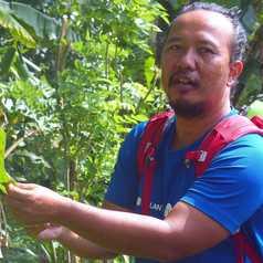 Buyung - Guide Altai Indonesia