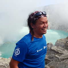Darto - Guide Altai Indonesia