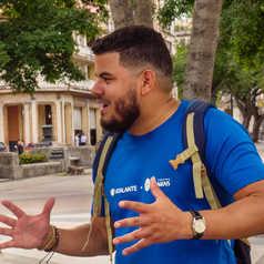 Elio à La Havane