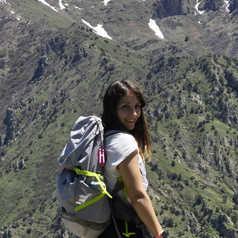 Emilie en Arménie