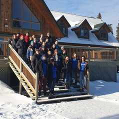 Equipe Altai Canada au camp Taureau