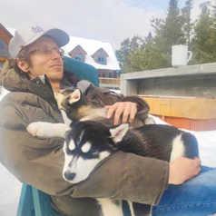 Eric Scrosati, guide arctique au Canada