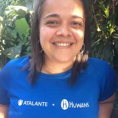 Evelyn de notre équipe locale au Costa Rica