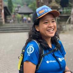 Gigih, Guide Altai Indonesia