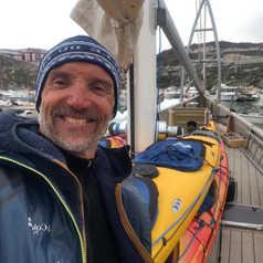 Hervé Bouty guide arctique 66°Nord
