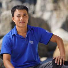 Hoang, responsable de notre agence locale au Vietnam