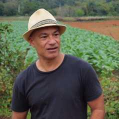 Ivan, responsable de notre agence locale à Cuba