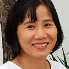Kim, experte locale au Vietnam