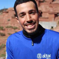 Lahcen, guide au Maroc