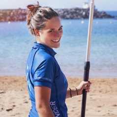 Louise de notre agence locale aux Canaries