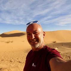 Marc au Maroc
