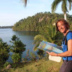 Mathilde à Cuba