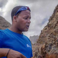 Max, guide au Cap Vert
