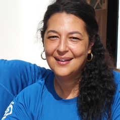 Nasria, responsable de notre agence locale en Jordanie
