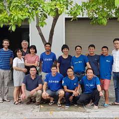 Notre équipe locale Altaï Vietnam