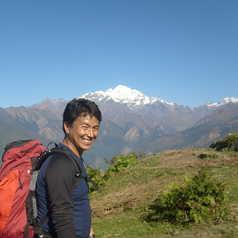 Rudra, guide de notre équipe Altaï Népal
