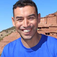 Saïd, guide master Maroc