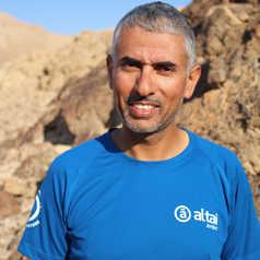 Waleed, guide en Jordanie