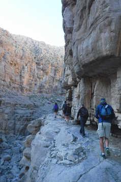 Canyon du Musandam