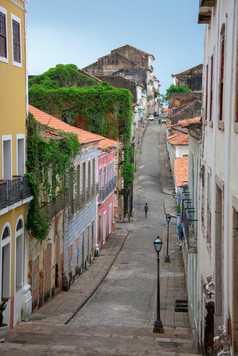 Rues colorées de Sao Luis