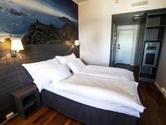 Nuit en chambre privative à Bodo