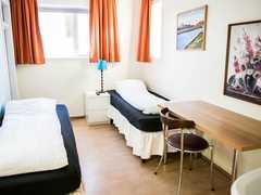 Surclassement chambre double à Reykjavik