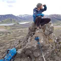 Jérémy Robinet, guide arctique 66°Nord