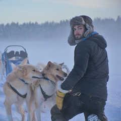 Lucien Chaillot, guide arctique