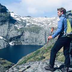 Nicolas Bichet, responsable Norvège-spitzberg