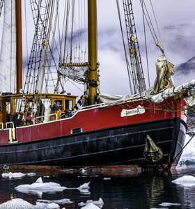 Bateau de croisière Aurora Arktika, voyage en voilier en Islande