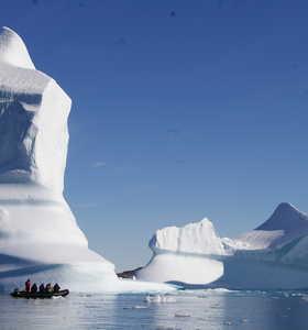 Croisière polaire Groenland