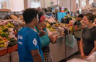 Au marché de Mindelo