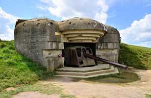 Bunker en Normandie